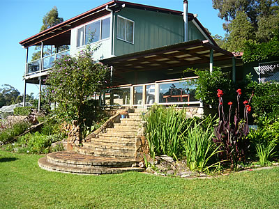 Bournda Retreat - NSW South Coast Accommodation - NSW - Australia